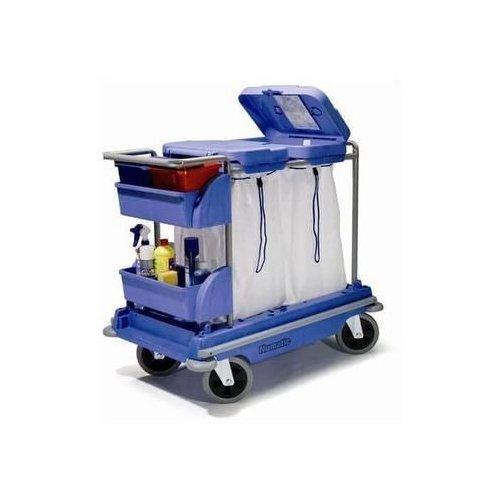 SAX AT 240 NuSax Systems wózek do segregacji odpadów i sprzątania numatic