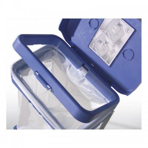 SAX 120 NuSax Systems wózek na odpady NUMATIC