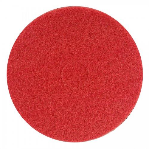 """Pad czerwony do czyszczenia- uniwersalny 7"""" - 24"""""""