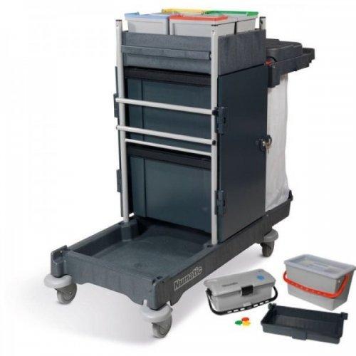 SCG 1707D SGA 4 Wózek serwisowy do dezynfekcji NUMATIC
