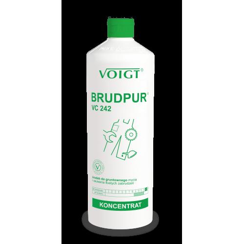 VC 242 1l. BRUDPUR do tłustego brudu i zanieczyszczeń przemysłowych pH 13