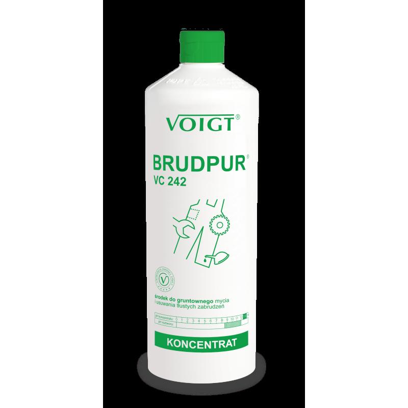 VOIGT VC 242 1l BRUDPUR do zanieczyszczeń przemysłowych i tłustego brudu