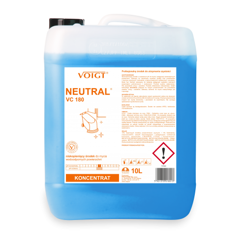 VC 180 NEUTRAL 10l. uniwersalny do mycia podłóg i laminatów