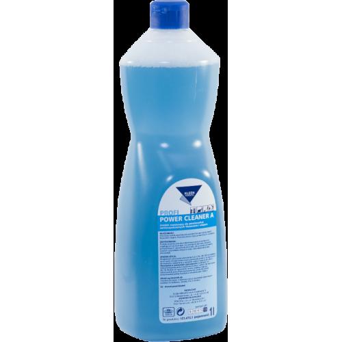 POWER CLEANER A 1l. do silnie zatłuszczonych i brudnych powierzchni pH 13