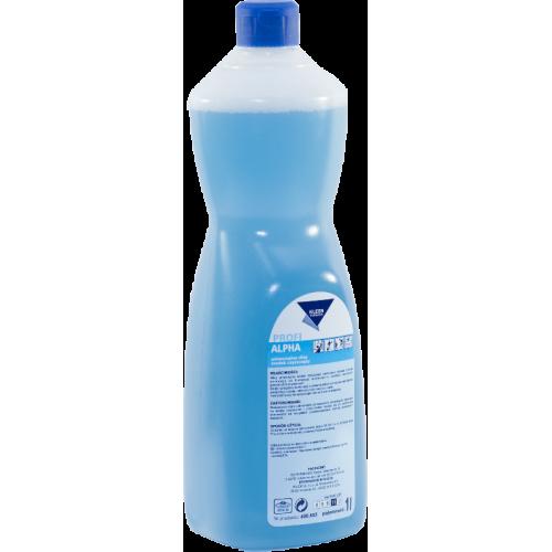 ALPHA 1l. skoncentrowany do mycia szyb i powierzchni szklanych