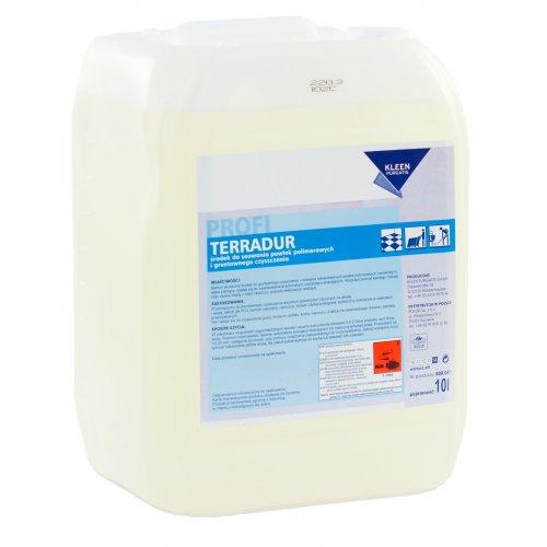 TERRADUR 10 l Striper do doczyszczania silnie zabrudzonych powierzchni pH 13