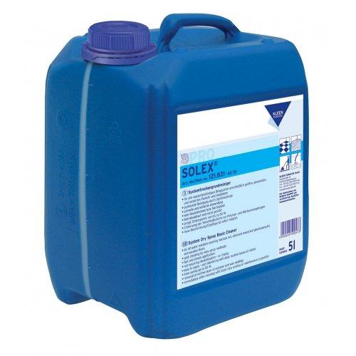 SOLEX 5l. Striper do doczyszczania podłóg i parkietów drewnianych pH 10
