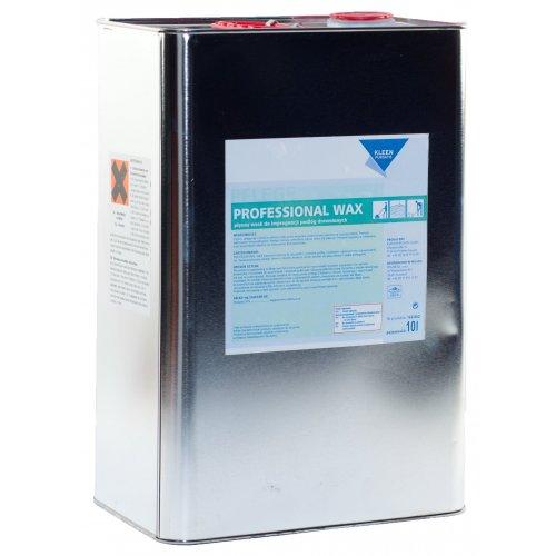 PROFESSIONAL WAX 10 l do podłóg olejowanych