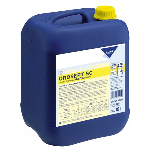 OROSEPT SC 10 l chlorowy do doczyszczania pH 13