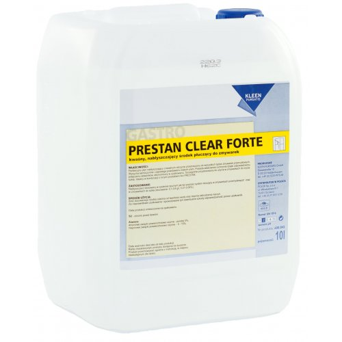 PRESTAN CLEAR FORTE 10 l