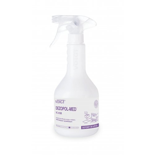 VC 410R DEZOPOL-MED 0,6l. spray B,G,V