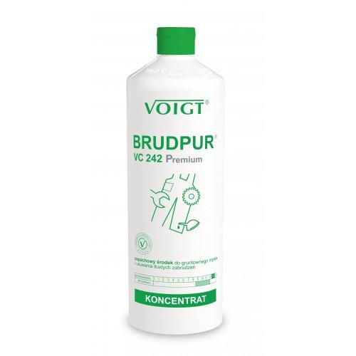 VC 242P 1l. BRUDPUR PREMIUM zapachowy do tłustego brudu i zanieczyszczeń przemysłowych pH 13