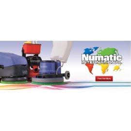 Maszyny czyszczące, szorowarki i polerki