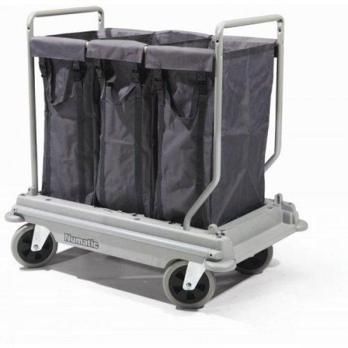 NB-3003 Nu-Bag Wózek pościelowy 3x 100L NUMATIC