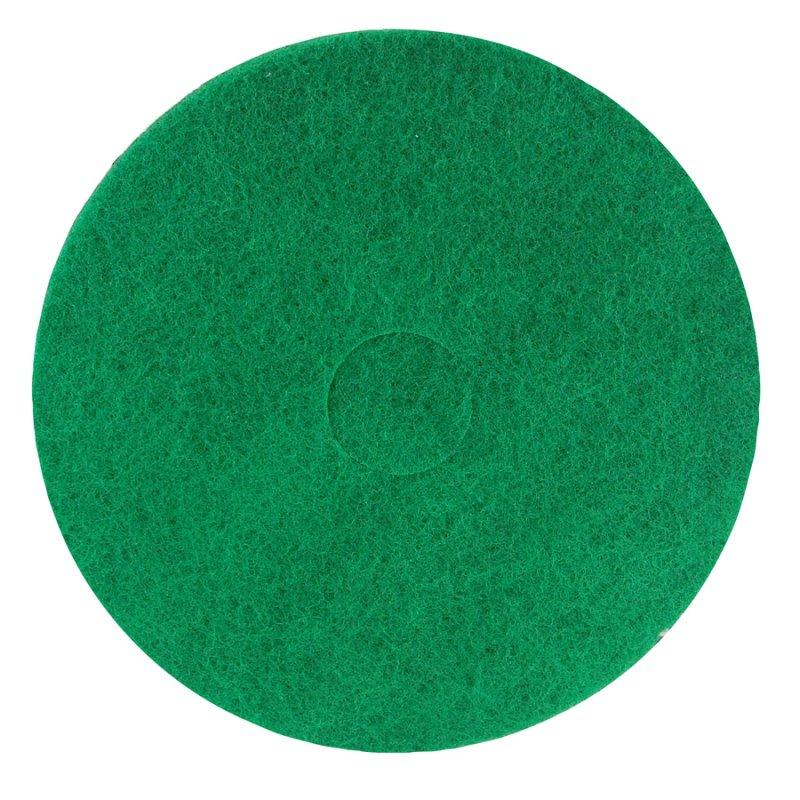 """Pad zielony do bieżącego czyszczenia 7"""" - 24"""""""