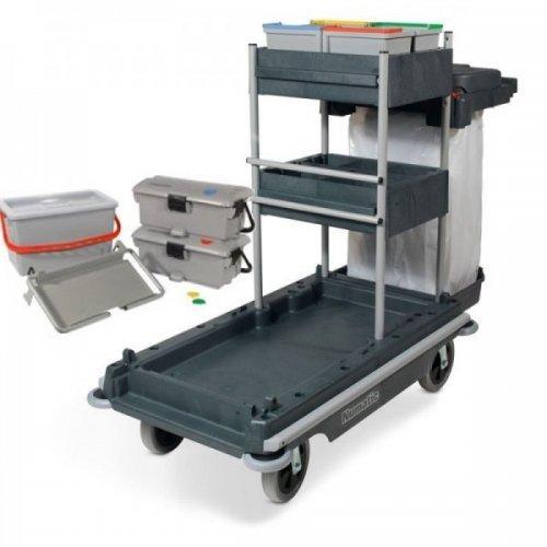 SCG 1805 SGA 13 Wózek serwisowy do dezynfekcji NUMATIC