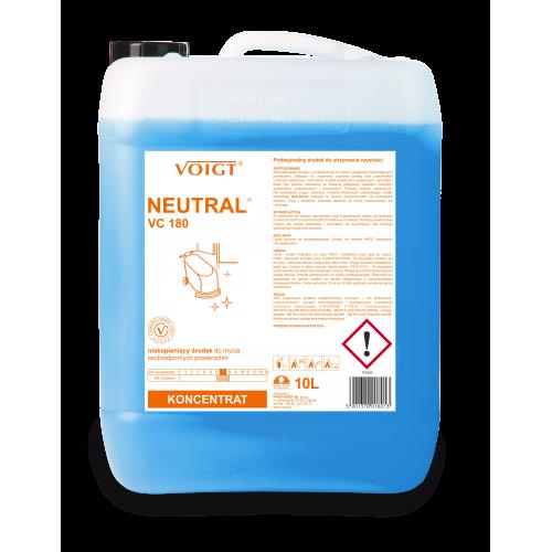 VC 180 NEUTRAL 10l. ekonomiczny płyn do mycia podłóg i laminatów