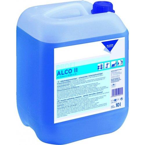 ALKODET 10l. uniwersalny środek na bazie alkoholu do bieżącego mycia