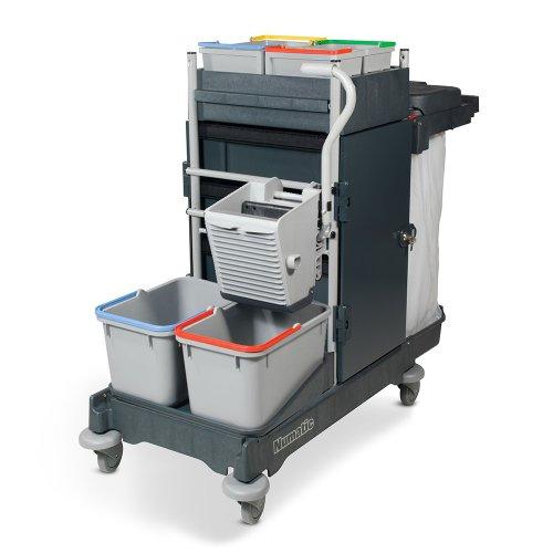 SCG 1707D SGA 1 Wózek serwisowy NUMATIC | OPCJA 1