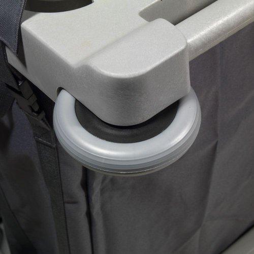 NKS 1 Kompaktowy wózek hotelowy z roletą NUMATIC