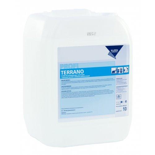 TERRANO 10l. Striper do usuwania nawarstwionego brudu polimerów wosków pH 11