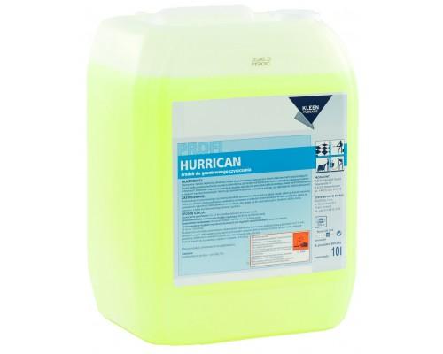 HURRICAN 10l. do czyszczenia przemysłowego silnie zabrudzonych powierzchni pH 13