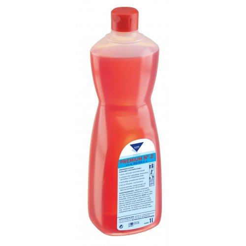 PREMIUM nr 2 ECO 1l. ekologiczny do bieżącego mycia sanitariatów pH 2