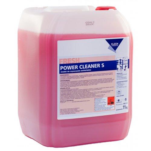 POWER CLEANER S 10l.Bardzo silny do doczyszczania sanitariatów kamień i rdza pH 1