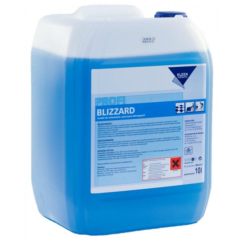 BLIZZARD 10 l pH 11 do automatów czyszczących Kleen