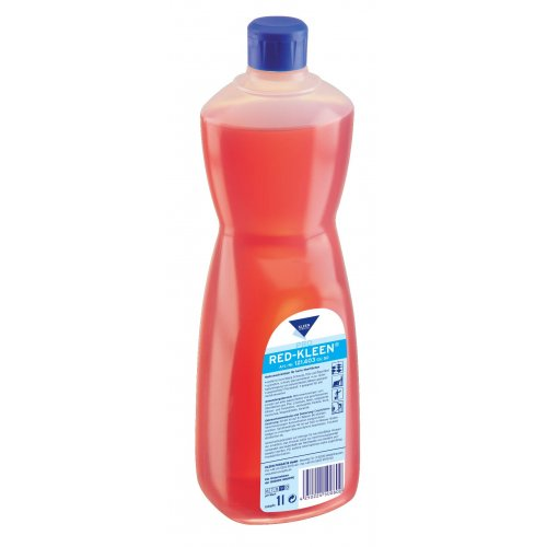 RED KLEEN 1l. myjąco pielęgnujący do wszystkich powierzchni wodoodpornych
