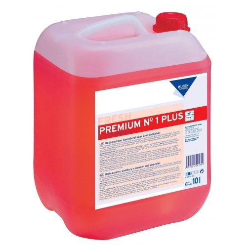 PREMIUM nr 1 PLUS 10l. do bieżącego mycia i doczyszczania sanitariatów pH 1