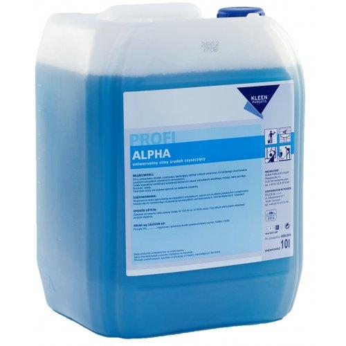ALPHA 10l. skoncentrowany do mycia szyb i powierzchni szklanych