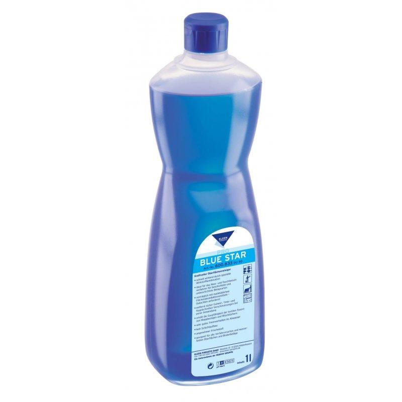 BLUE STAR 1 l do mycia gresów i wszelkich powierzchni Kleen