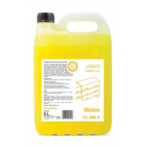VC 500 MEBLE 5l. spray do mebli oraz laminatów