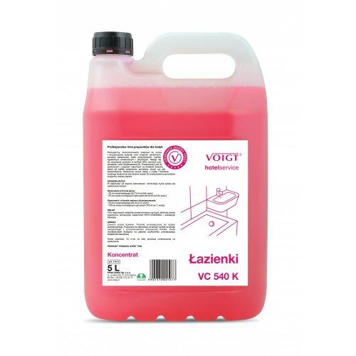 VC 540 ŁAZIENKI 5l. do mycia całych sanitariatów