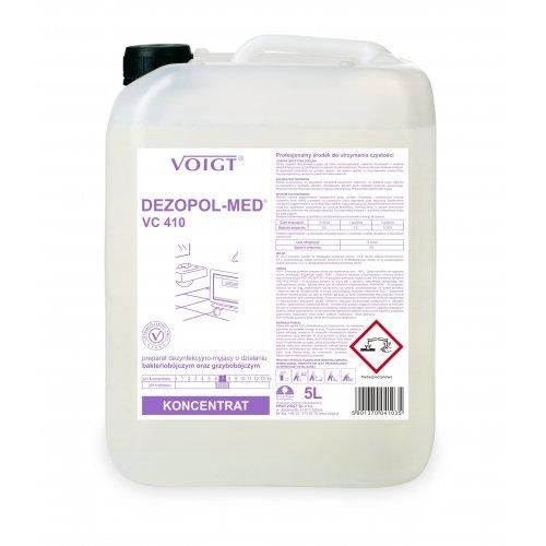 VC 410 DEZOPOL-MED 5l. do dezynfekcji bakteriobójczy i grzybobójczy