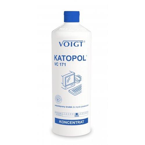 VC 171 KATOPOL 1l. do mycia ekranów LCD tworzyw sztucznych pleksi antystatyczny