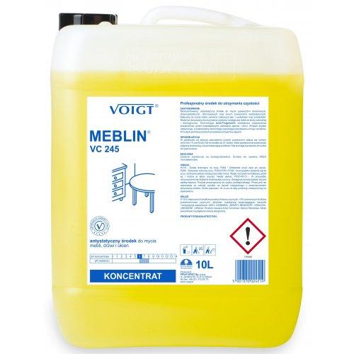 VC 245 MEBLIN 10l. do mycia mebli laminatów i powierzchni lakierowanych